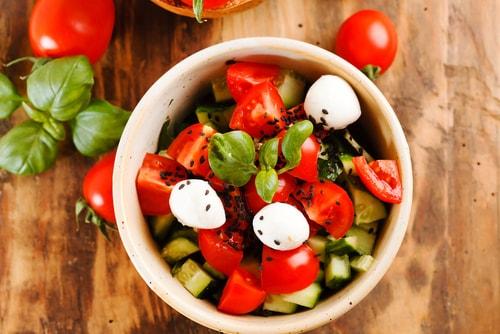 Tomaatsalade